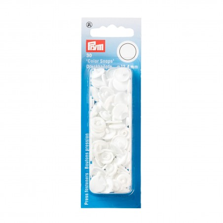 Snaps-nepparit valkoinen