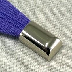 Metalliset vetoketjunpäät 10mm 2 kpl