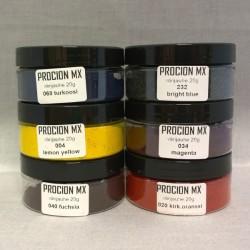 Procion MX kylmäreaktiiviväri 20g