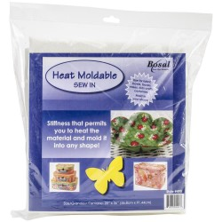 "20""X36""   -BOSAL HEAT MOLDABLE"