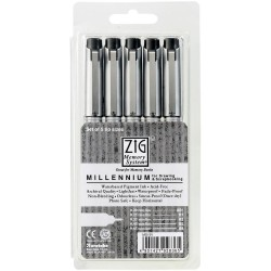 Zig Millennium kynälajitelma