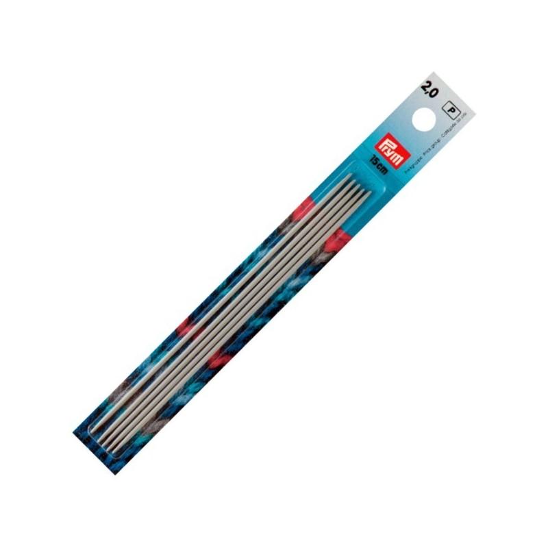 Prym Sukkapuikot Alum. 15cm