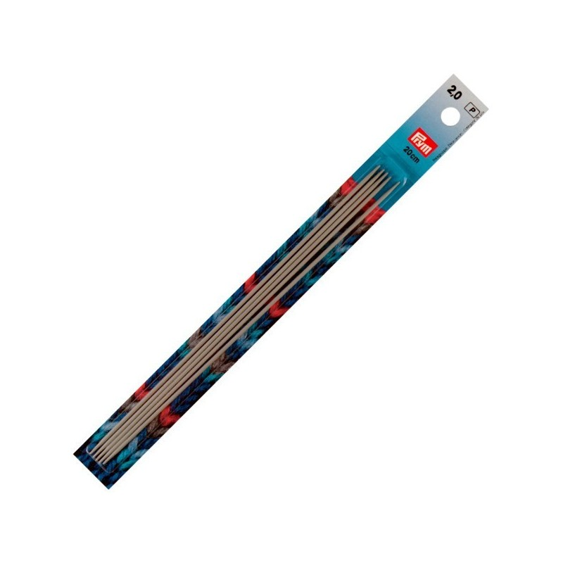 Prym Sukkapuikot Alum. 20cm